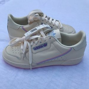 Adidas women's continental 80 shoes sizes 7.5 & 8